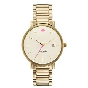 Kate space women's Grammercy gold watch